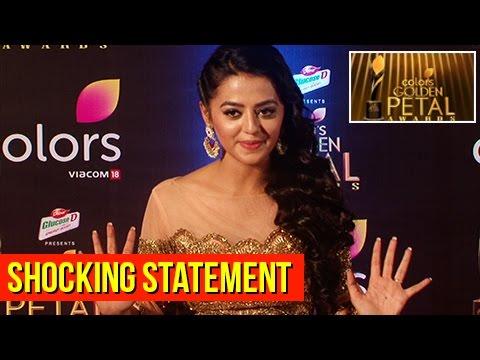 Helly Shah SHOCKING STATEMENT On Swaragini Starcas