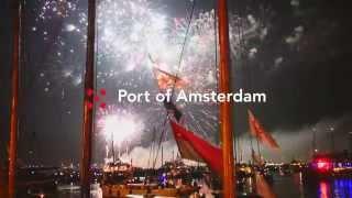 Sail 2015  Port of Amsterdam