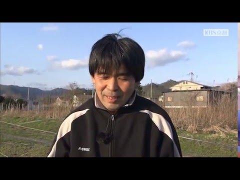 KBS京都テレビ 「あぐり京都」 京壬生菜 前田さん(南丹市) 2016年4月放送