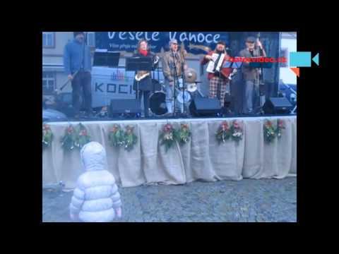 Staročeský vánoční trh 2015, dvě staré písničky