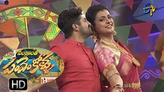 Video Shekar Master and Roja Performance | Sankranthi Special | PandemKollu | 14th Jan 2017 MP3, 3GP, MP4, WEBM, AVI, FLV Oktober 2017