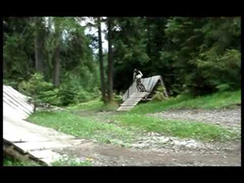 Video Runca Trail, Flims