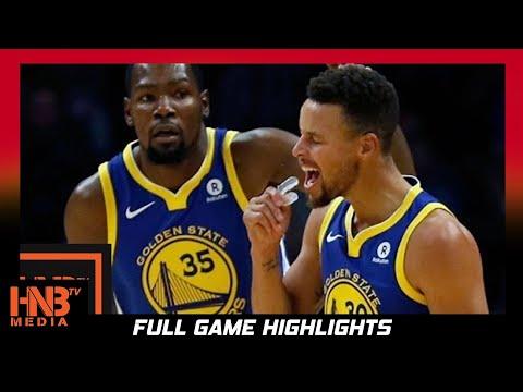 Golden State Warriors vs San Antonio Spurs Full Game Highlights / Week 3 / 2017 NBA Season - Thời lượng: 9:18.