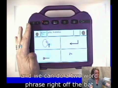 Communication Assistive Technology for Early Intervention