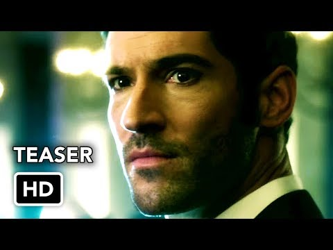 Lucifer Season 3 (Teaser)