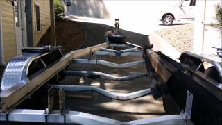 3. Magic Tilt Tandem Axle Bunk Refurbishing