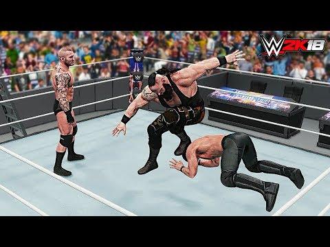 WWE 2K18 Top 10 Stolen Finisher Beatdowns! Part 9