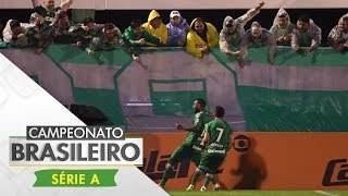 Os gols de Chapecoense 2 x 0 Avaí, pela terceira rodada do Campeonato Brasileiro (29/05/2017) Esporte Interativo nas Redes Sociais: Portal: http://esporteint...