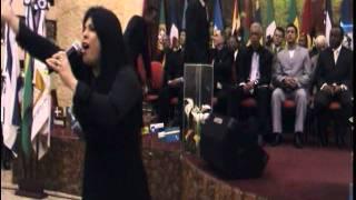 Vanilda Bordieri - Dois Ungidos - Assembleia De Deus Em Cosmos