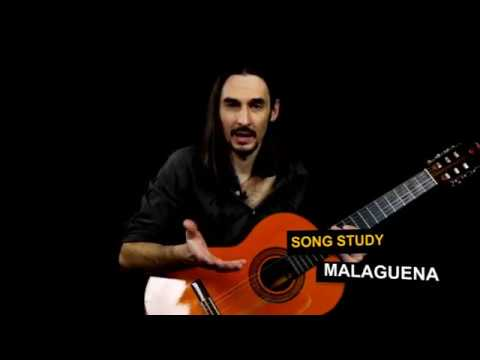 Malaguena Guitar Lesson – Easy Classical Flamenco Song