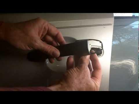 Toyota Matrix Door Handle Replacement '03-08