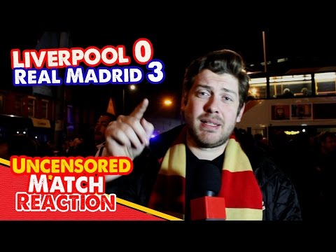 uncensored - Liverpool lost by three goals to the current European Champions in their group B match and The Redmen TV are here to bring you their Uncensored Match Reaction Show. The Redmen TV is ...