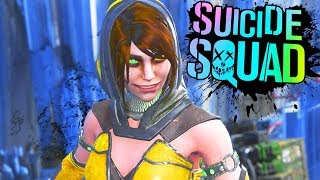 INJUSTICE 2 - ALL Suicide Squad REFERENCES! (Enchantress)