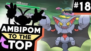 AMBIPOM TO THE TOP! #18 Pokemon Ultra Sun & Moon! UU Showdown Live w/PokeaimMD by PokeaimMD