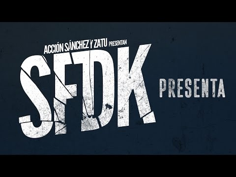 SFDK con GREEN VALLEY- CANTANDO BAJO LA VIDA [LYRIC VIDEO]