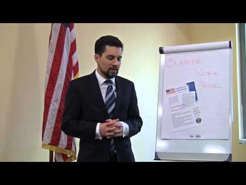 U.S. Summer Work & Travel Program: visa questions answered