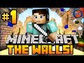 "Minecraft THE WALLS - w/ Ali-A #1 - ""EPIC BATTLE!"""