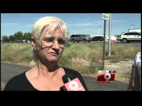 Sierra Vista community turns out for arrival of Agent Ivie's body