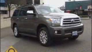 2008 Toyota Sequoia Platinum Edition