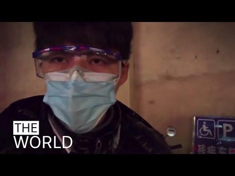 Citizen journalist vanishes while probing coronavirus in China | The World видео