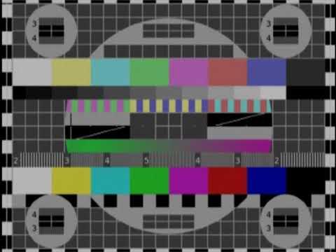 Окончание передач 2 программы ЦТ СССР+УЭИТ и радио Маяк-реконструкция (1989 г.) (видео)