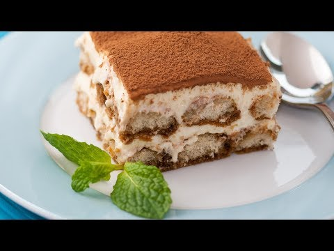 How to Make Tiramisu - Classic Italian Dessert Recipe