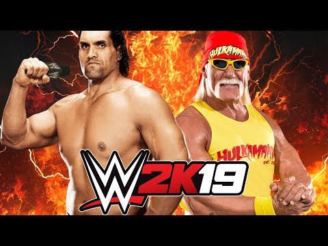 KHALI VS HULK HOGAN   WWE 2K19