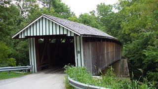 Paris (KY) United States  city pictures gallery : Colville Covered Bridge- Paris, KY