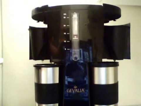 Gevalia 2 Mug Coffee Maker