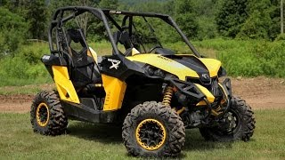 8. 2014 Can-Am Maverick 1000R X xc Review
