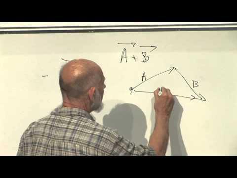 Klassische Mechanik | Vortrag 1