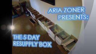 The 5-Day Resupply Box