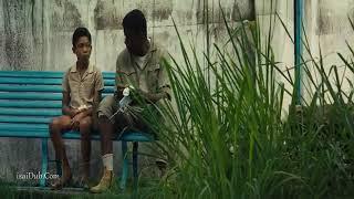 PELE tamil dubbed (Birth of legend) pele father teaching scene