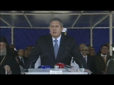 Η Κύπρος τιμά την 56η επέτειο της ανεξαρτησίας
