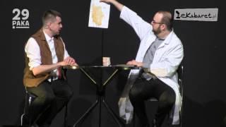 Kabaret K2 - Kalorysta i trener fatnessu