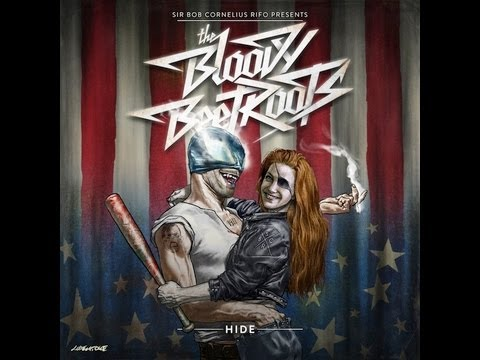 please - This is a song from The Bloody Beetroots new album
