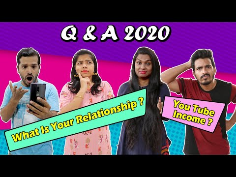Question and Answer Challenge | Hungry Birds Q & A 2020