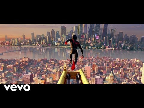 Music Video for  SpiderMan Into the