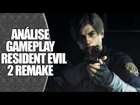 RESIDENT EVIL 2 REMAKE: ANÁLISE DO GAMEPLAY | DATABASE NEWS