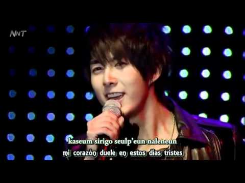 SS501 - Because I'm Stupid - Sub Español Mp3