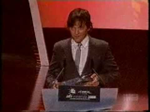2008 AFI Awards - Best TV Comedy Series and Best Performance Awards (Chris Lilley ...