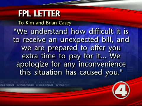 Business slapped with big bill after FPL under-bills them for years