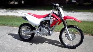 8. 2017 - Honda CRF®125F
