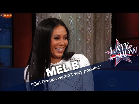 Mel B Reveals How The Spice Girls Got Their Names