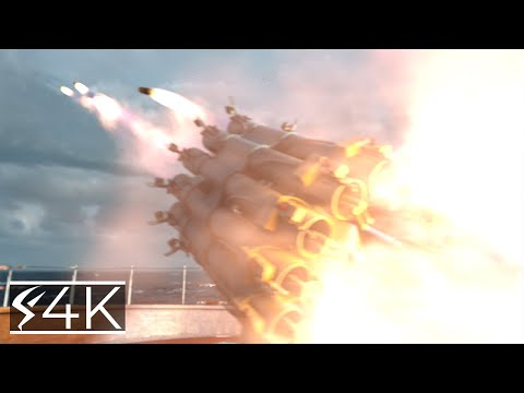 Destroyer (4K) Hunter Killer