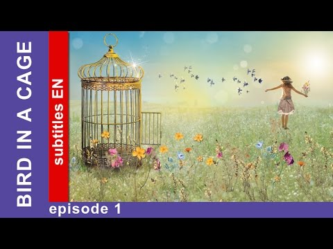 Bird in a Cage - Episode 1. Russian TV Series. StarMedia. Melodrama. English Subtitles
