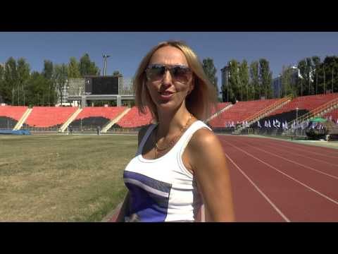 Атмосферный Карачун. Спорт в Донецке - это Жизнь! онлайн видео