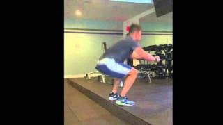 VIDEO: Leg Burn Outs