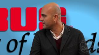KHM Travel Group Interviews Globus European Tour Director - Nicholas Zenobi