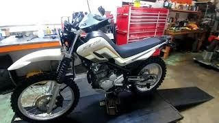 10. Yamaha XT250 upgrade by liorsmotoride